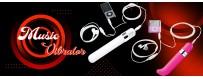 Buy Music Vibrator for female online in India | Delhi | Kolkata