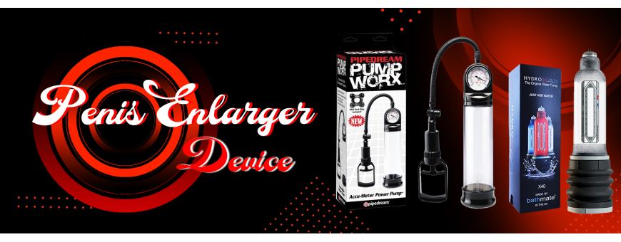 Buy Penis Enlargement Pumps | Panis Enlarger Device Online India